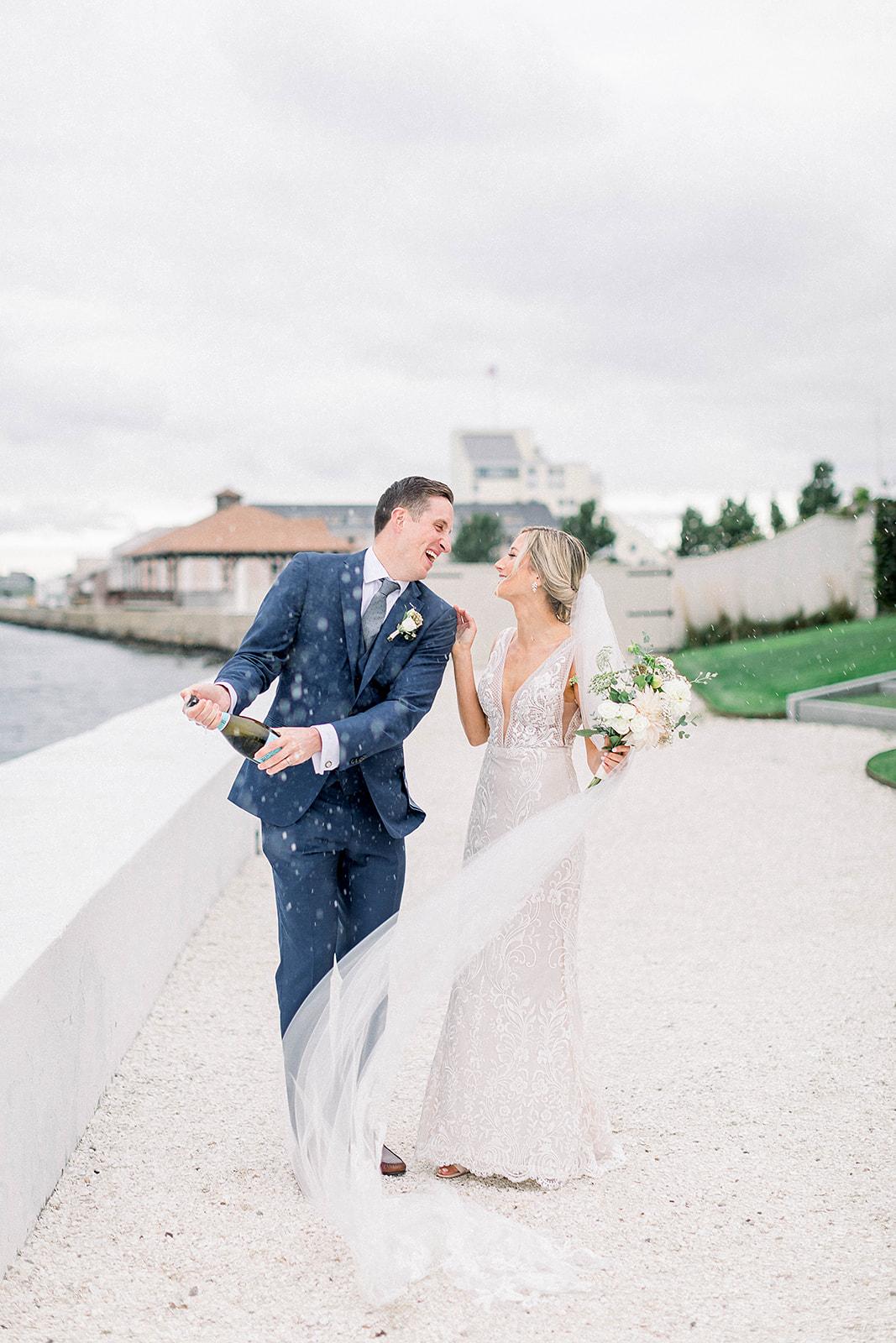 Cape May beach Wedding