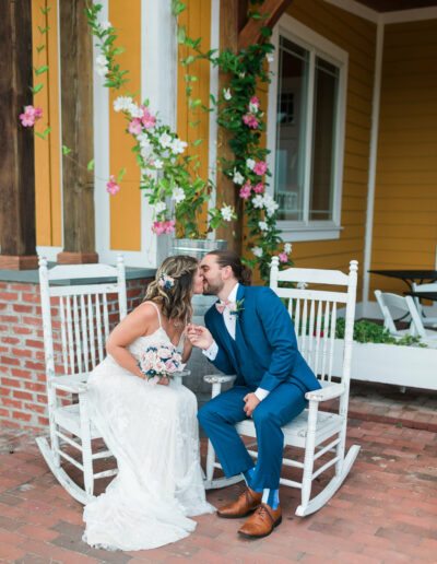 Willow Creek Wedding Cape May New Jersey