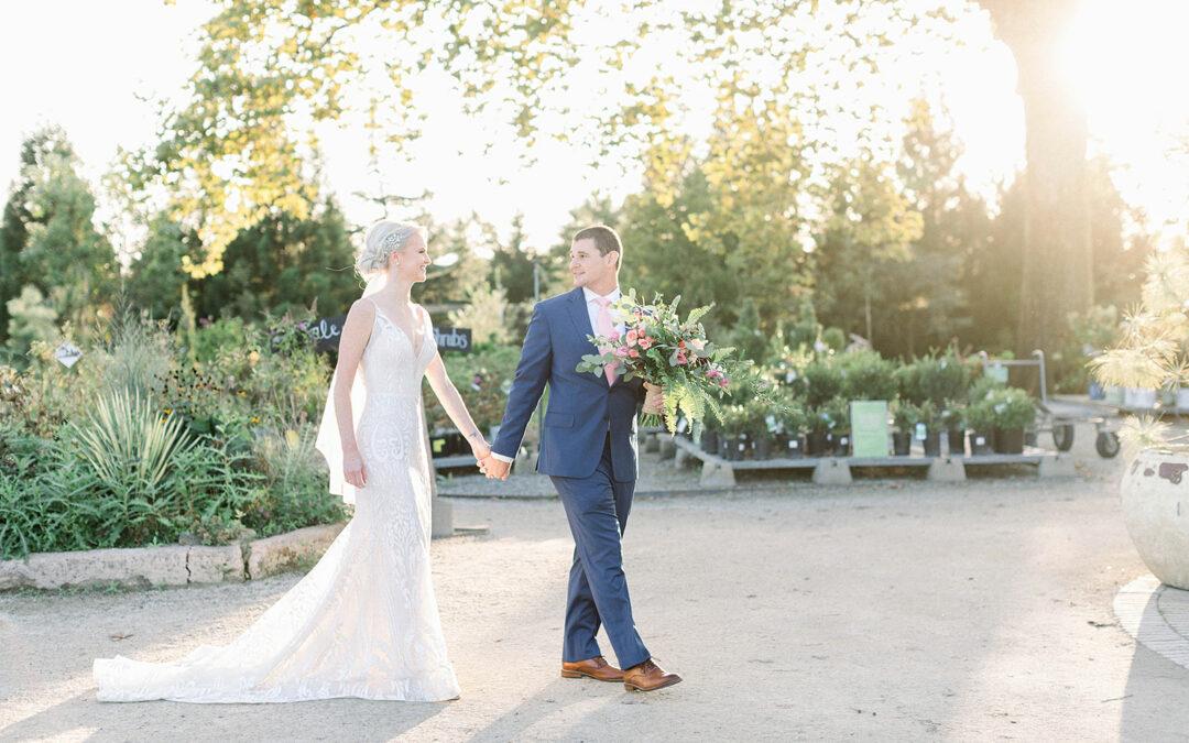 Terrain at Stylers Garden Wedding | Glenn Mills PA